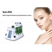 Quality Skin Care Oxygen Therapy Facial Machine Pigmentation Removal Multi Polar Radio Frequency for sale
