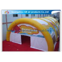 Large Heat Welding Inflatable Air Tent Airtight Inflatable Marquee for Sports and Events for sale