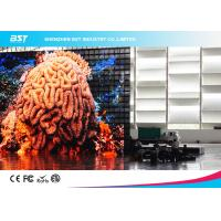 Quality P10mm Full Color Flexible Led Curtain Display For Stage Events , High Transparent for sale
