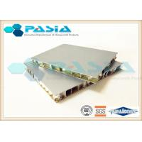 Quality Mill Finished Aluminium Honeycomb Sandwich Panel Ship Building Materials Eco Friendly for sale