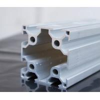 Quality Customized 6060 T Slot Aluminium Industrial Profile With Anodizing Finish for sale