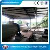 High Capacity Rotary Drum Dryer / Wood Sawdust Dryer GHG 1.8 * 24 for sale