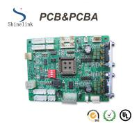 Quality Green soldermask pcba board for pcb assembly with UL / RoHS certificate for sale