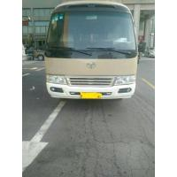 Buy cheap 28 Seats Diesel Coaster Used Toyota Bus / 2010 Year Used Passenger Bus from wholesalers