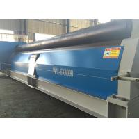 Quality 3 Roll Plate Bending Machine For Steel for sale