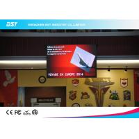 Quality High Resolution Indoor Full color SMD Led Screen Pixel Pitch 5mm With 1/16 Scan Module for sale