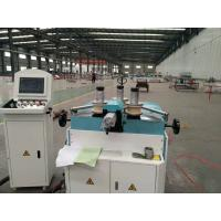 Quality 3 Axis CNC Aluminum Roll Bending Machine / Aluminum Profile Curved Bending Machine for  Aluminium Windows for sale