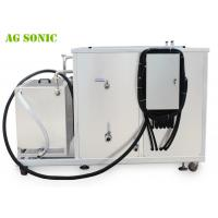 Quality Electronic Sonic Cleaning Equipment With Solvent Recycling Filtration for sale
