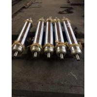 Quality Hydraulic Power Universal Plate Rollers Shaped Steel Board Into Cylinder , U Model for sale