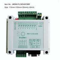 Relay PLC controller with 12 channels