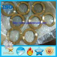 China Steel Bronze alloy thrust washer,Bimetal washer,Bimetal washers,Thrust pads,Thrust bearing,Thrust bearings,BimetalWasher on sale
