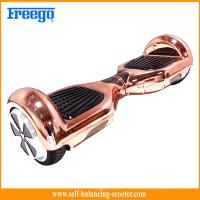Quality Intelligent 6.5 Inch Self Balancing Scooter With Electroplating for sale