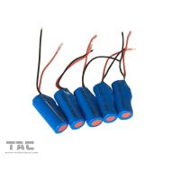 Quality Rechargeable 3.7v 200mAh Lithium Ion Cylindrical Battery ICR10280 for sale