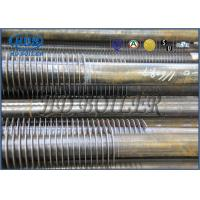 Quality High Strength Boiler Fin Tube Integrated Extruded Spiral Fin Tube Resistant Corrosion for sale