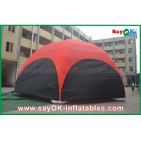Quality PVC DIA 10m Promotional Inflatable Dome Spider Tent for Advertising for sale
