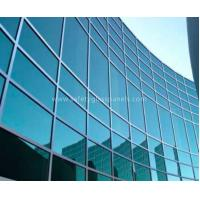 China Rectangle Clear Tempered Safety Glass 8mm , Heat Treated Glass Partition for sale