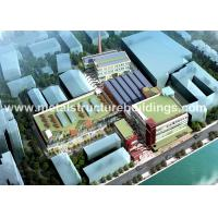Quality Anti Seismic Structural Steel Warehouse for sale