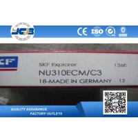 Quality NU310ECM NU311ECM Single Row Cylindrical Roller Bearing For HInteral Combustion Engine for sale