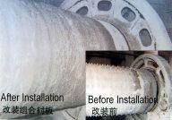 Buy Boltless Ball Mill Lining For Coal Mill , Cement Mill , Mine Mill at wholesale prices