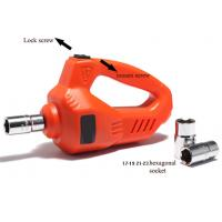 Buy car emergency tools 12V electric wheel spanner for tyre screw loosen at wholesale prices