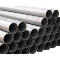 Quality 300 Series Austenitic Stainless Steel Seamless Tube / Pipe For Fluid , Gas Transport for sale