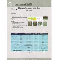 Quality Prism Sheet pet film for LCD Backlight display for sale