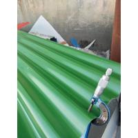 Quality Steel Building Roof Tiles , Aluminum Color Coated Corrugated Roofing Sheets for sale