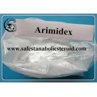 Quality Anastrozole Powder Legal Raw Steroid Powders Arimidex For Treatment of advanced breast cancer for sale
