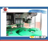 Buy cheap Beer / Soda Aluminum Tin Can Filling Machine With PLC Control from wholesalers