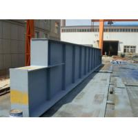Warehouse Light Steel Steel H Beamcustomized One Stop Materials Service for sale