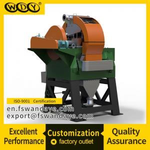 China ISO Certification Magnetic Separator Machine For Non Ferrous Metal / Ore quartz feldspar on sale