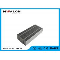 Quality 220V PR4 PTC Air Heater Element High Performance With Aluminum Heat Sink for sale