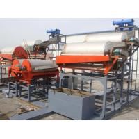 Quality High Efficiency Magnetic Separation Equipment Iron Ore Mining for sale