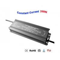 Quality 200W Waterproof LED Driver , EMC Standards IP67 Constant Current LED Power Supply for sale