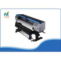 Quality Automatic Wide Format Printer 1440 DPI For Eco Solvent / Dye / Sublimation Ink for sale