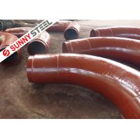 Quality Ceramic Lining Pipe and Elbow for sale