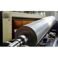 Quality Long Life Printing Machine Rollers , Metal Anilox Rollers For Flexo Printing Machine for sale
