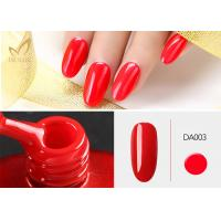 Quality Customized Beauty SPA UV LED Gel Nail Polish With Private Label No Odor for sale