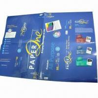 Quality A3/4 Copy Paper with 70gsm Weight and 102 to 104% Brightness, Measures 420 x 297mm for sale