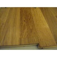 Quality White Oak Uniclick 3-ply Flooring for sale