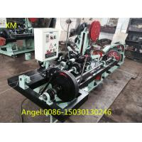 Quality Automatic High safety Twisted Barbed Wire Machine/Single Barbed Wire Machine for sale