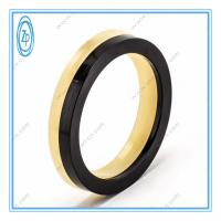 Quality NOK Hydraulic Cylinder Oil Seal , Various Size Pom  Rubber Adjuster Oil Seal for sale