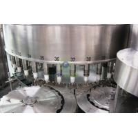 Quality 3 In 1 Auto Beverage Filling Machine Stainless Steel For Mineral Water Bottling Line for sale