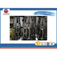 Quality Soft Drink Filling Machine 4.3KW 5000 - 6000BPH , Electric Beverage Filling Equipment for sale