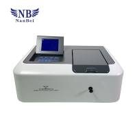 Quality Double Beam 190nm 1100nm UV Vis Spectrophotometer for sale