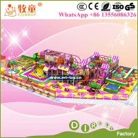 Guangdong Cowboy Candy Theme Kids Indoor Play Structures for Supermarket for sale