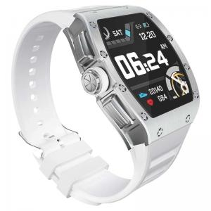 Quality Woman Kids Android Iphone NRF52832 Bluetooth Smart Watch for sale