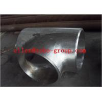 Quality Stainless steel tee ,super duplex uns s32750,  UNS S32760, A815 UNSS31803. TEE ,A403 WP321 for sale
