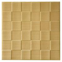 China Soundproof Self Adhesive Wall Panels / Brick Wallpaper For Kindergarten for sale