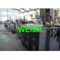 China Automatic PP Strapping Band Extrusion Machinery With Two Strap Extrusion on sale